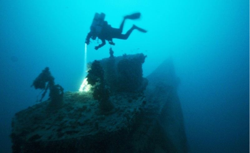 Ritrovato relitto di un sottomarino della Seconda Guerra Mondiale