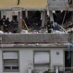 Esplosione a Milano