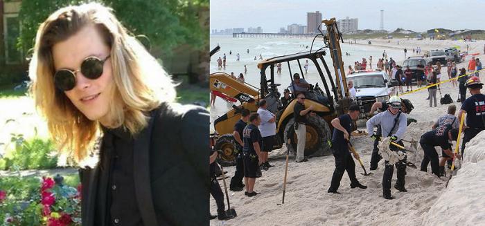 Costruisce tunnel sulla spiaggia: 17enne muore nel crollo