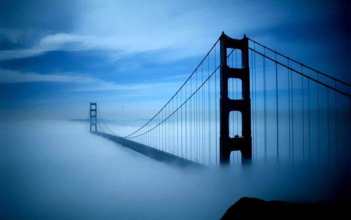 La nebbia di San Francisco, ingrediente chiave della Vodka Fog Point