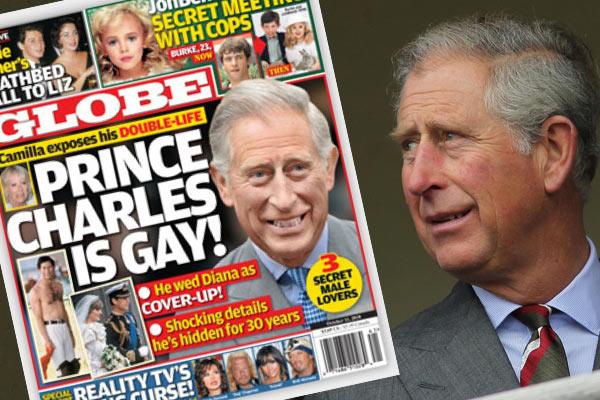 Scandalo gay coinvolge principe Carlo d'Inghilterra