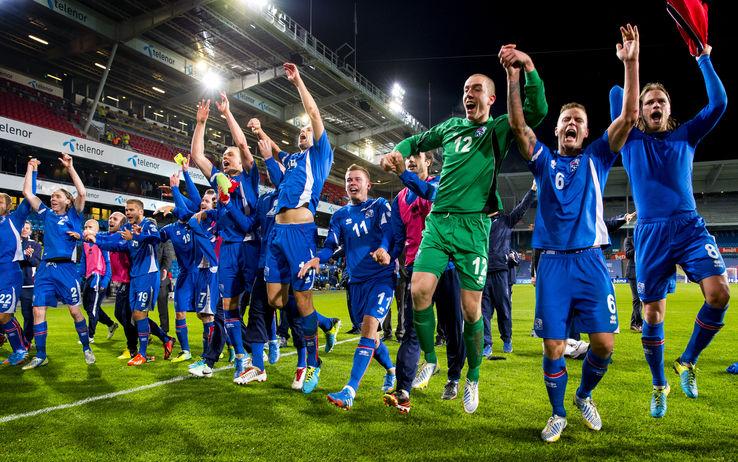 Nazionale di calcio dell'Islanda