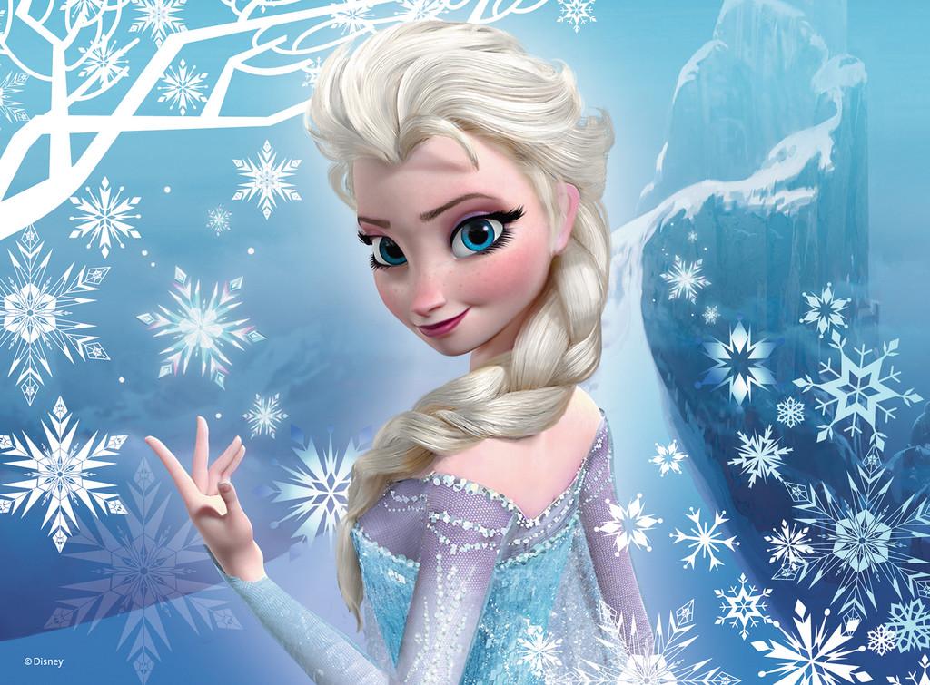 """Elsa di """"Frozen"""""""