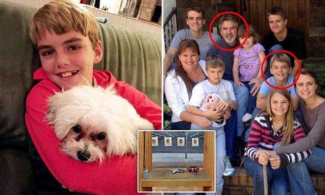 Tragedia al poligono di tiro: padre spara al figlio