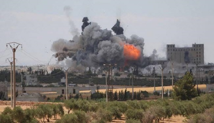 Siria, doppio attentato firmato ISIS
