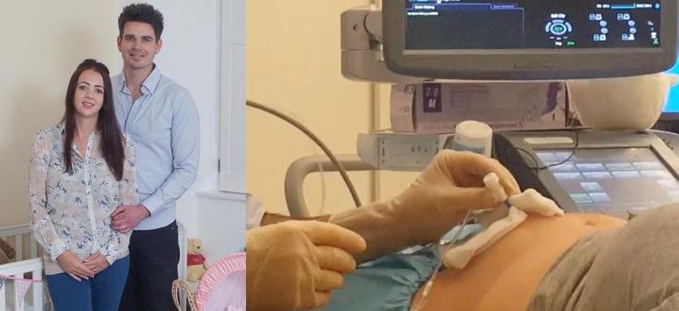 Gemelli rischiano di non nascere, salvati da un'operazione complicata