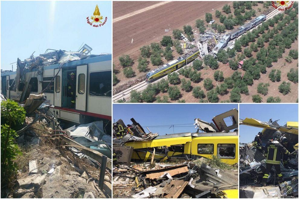 Tragedia ferroviaria in Puglia: parlano i sopravvissuti