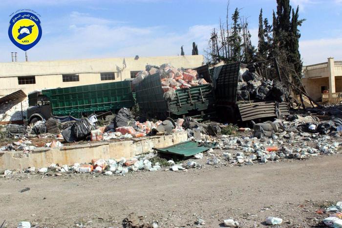 Raid in Siria, l'America accusa la Russia