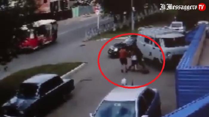 Studentessa russa rapita in strada, ecco il motivo