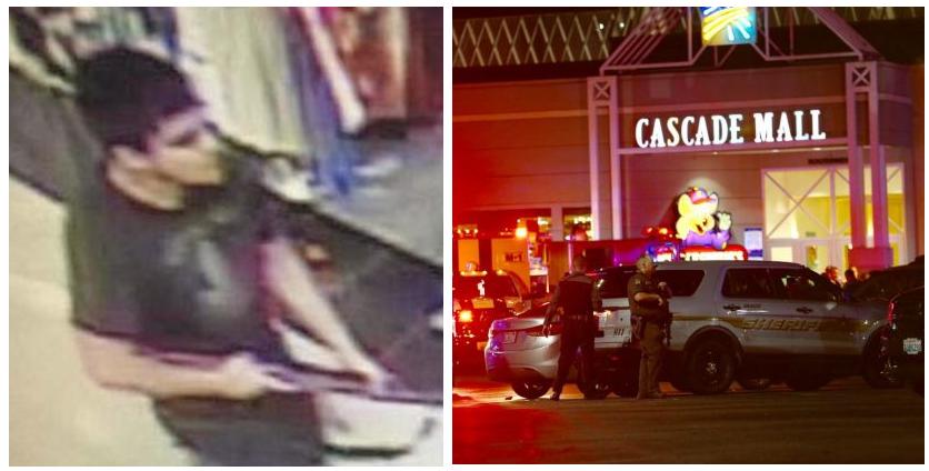 Sparatoria nel centro commerciale: 5 vittime