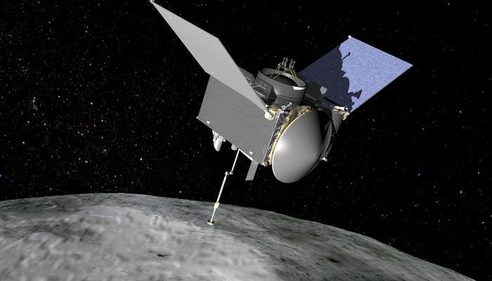 Sonda Osiris-Rex parte alla ricerca dell'asteroide Bennu 101955