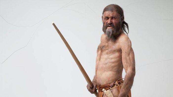 La voce della mummia Otzi è stata ricreata virtualmente
