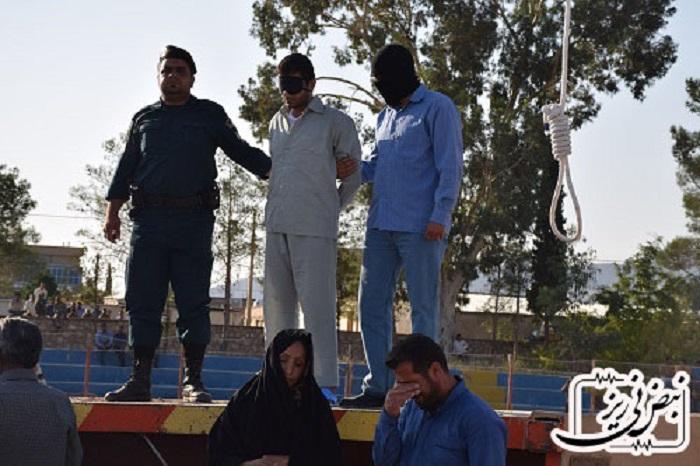 Iran, impiccagione pubblica allo stadio