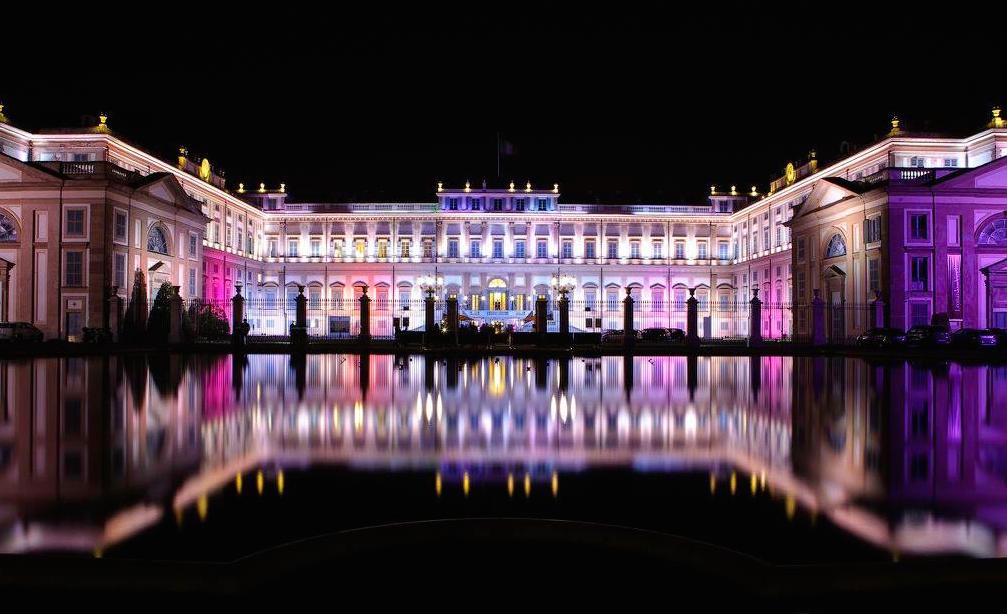 Veuve Clicquot Speakeasy alla Villa Reale di Monza