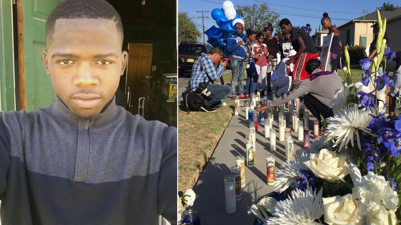 Los Angeles, afroamericano 18enne ucciso dalla polizia