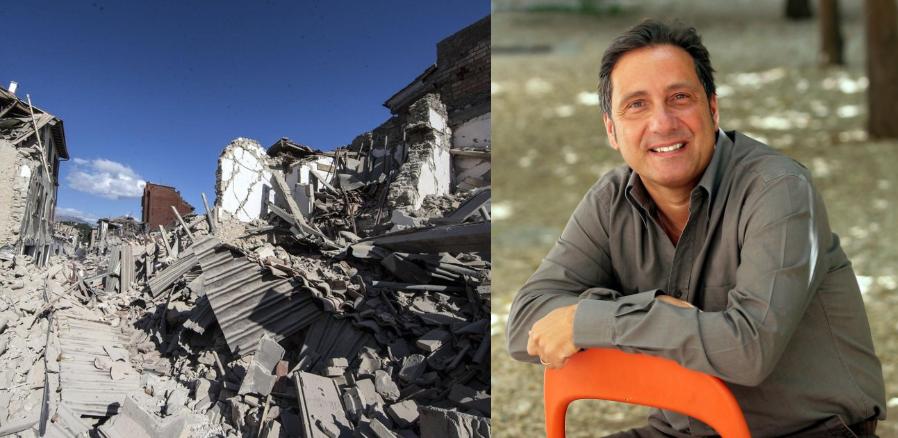 """""""I terremoti in Italia non sono finiti"""""""