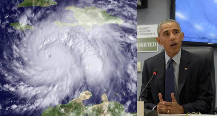 """L'urgano Matthew si sta spostando verso la Florida. Obama: """"Evacuate"""""""