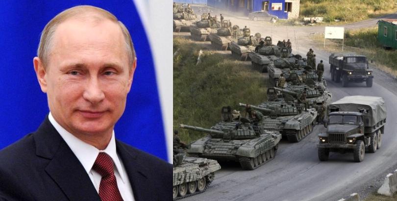 """La Russia si prepara alla guerra"""
