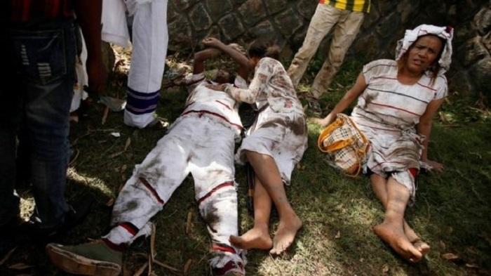 Strage al raduno religioso in Etiopia