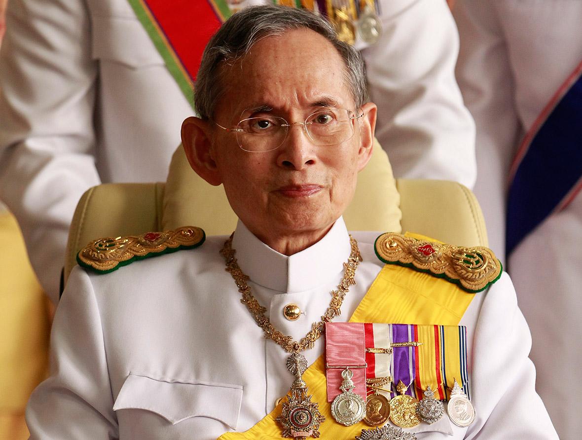 Morto Bhumibol Adulyadej, re thailandese da 70 anni