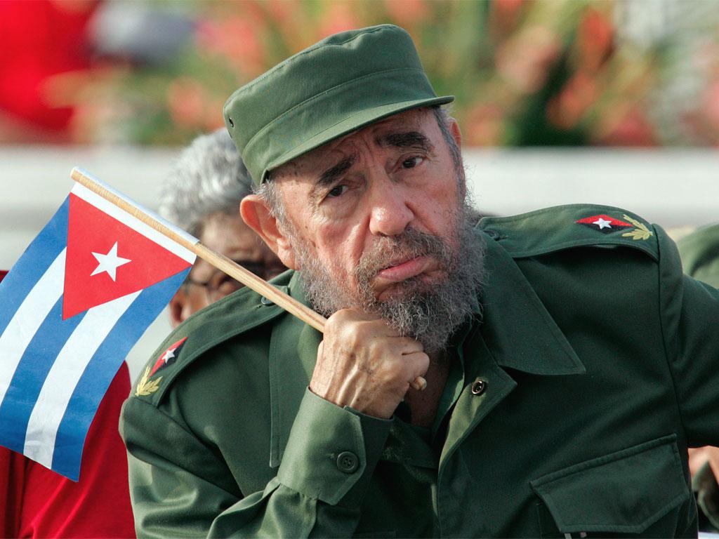 Addio a Fidel Castro, leader della rivoluzione cubana