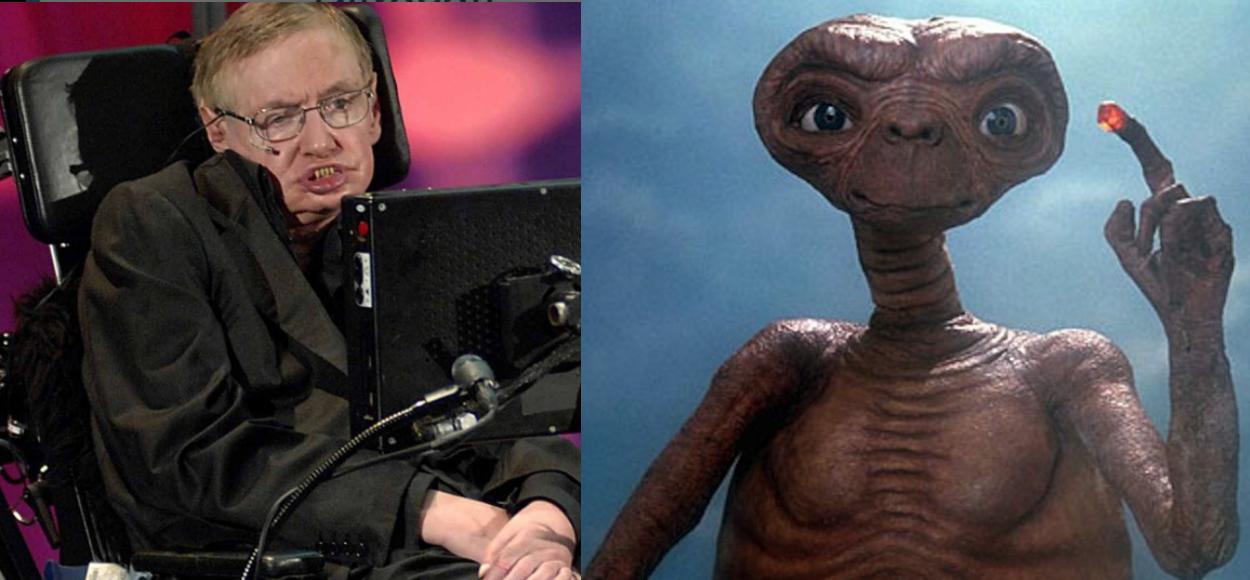 """Hawking: """"Gli alieni esistono ma sono pericolosi"""""""