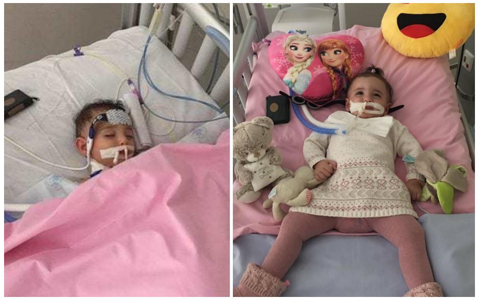 Bimba di 1 anno si sveglia dal coma, i medici volevano staccare le spine
