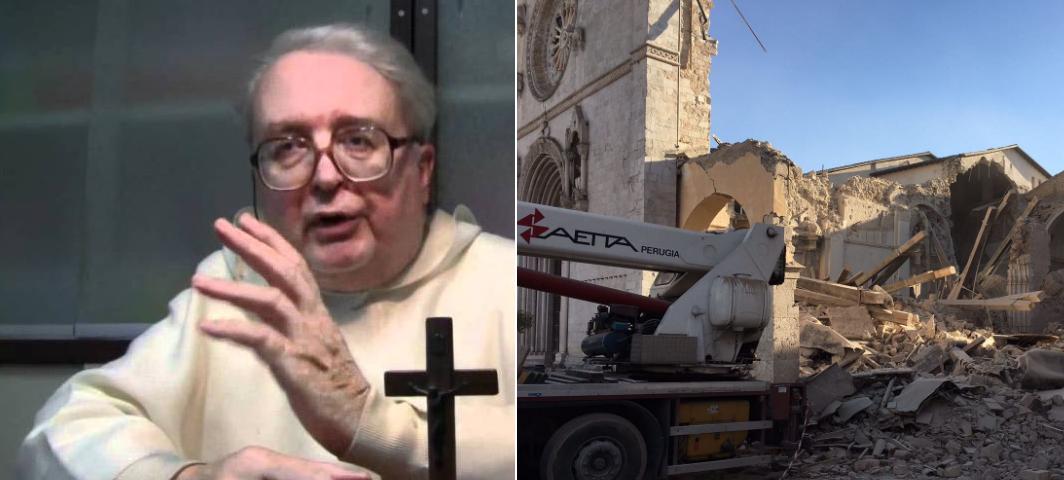 """""""Il terremoto è un castigo di Dio contro omosessualità e unioni civili"""""""