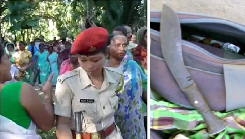 India, bimba di 4 anni sacrificata durante rituale