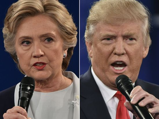 Stati Uniti: Clinton vs Trump