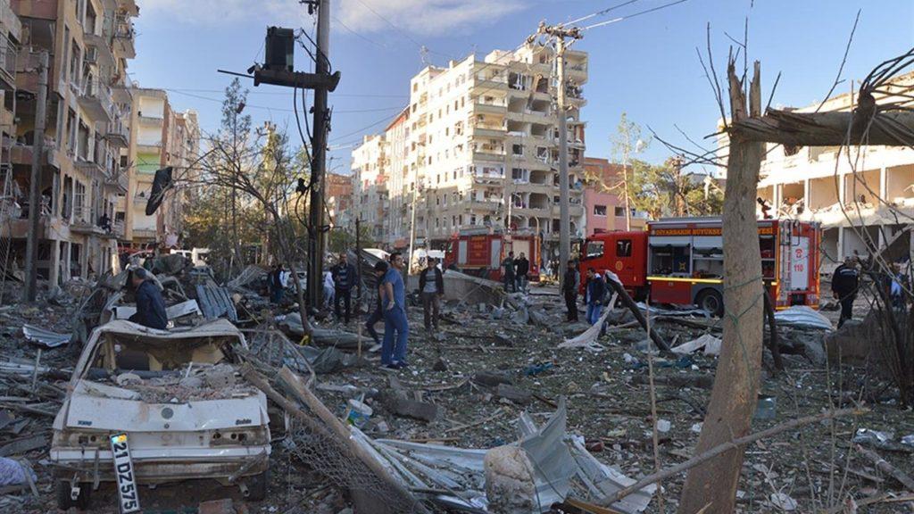 Autobomba esplode in Turchia