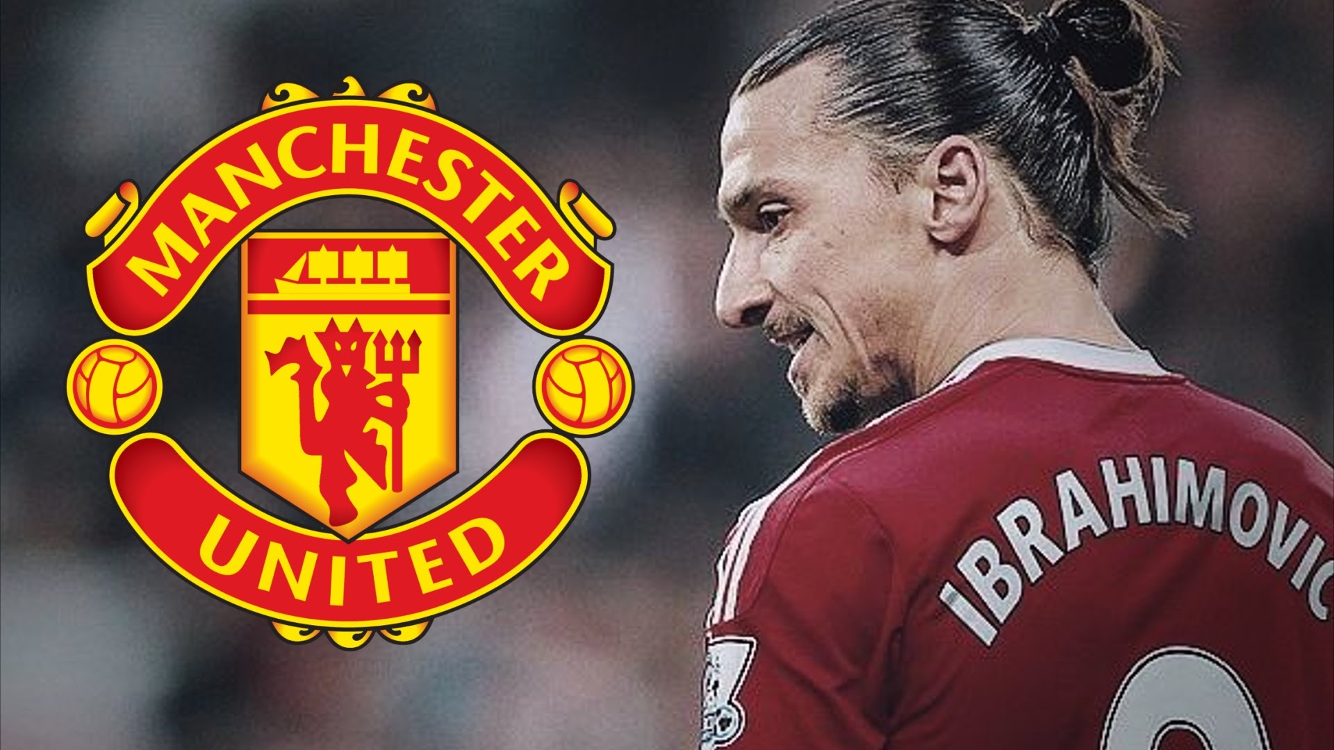Zlatan Ibrahimovic senza gol da 6 partite in Premier League
