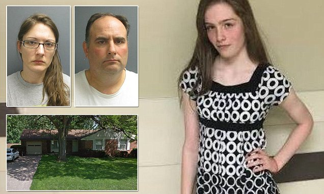 Genitori divorziati torturano i figli: Natalie muore a 16 anni