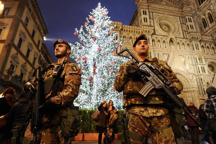 Mercatini di Natale: aumentata la sicurezza su tutto il territorio