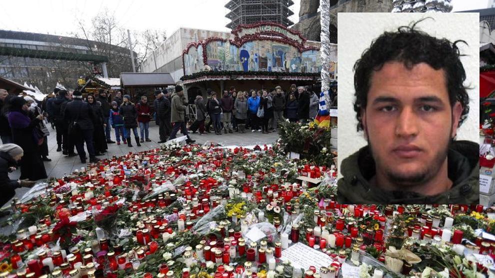 Attentato di Berlino, un detenuto aveva fatto il nome di Amri Anis