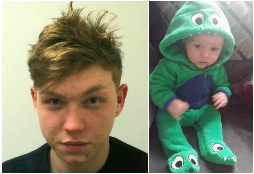 20enne in astinenza da marijuana tortura e uccide il figlio di 7 mesi