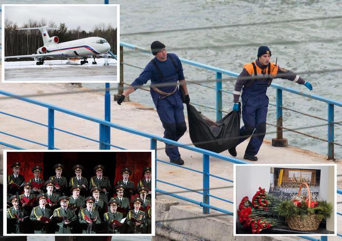 Aereo russo precipita nel Mar Nero: nessun superstite