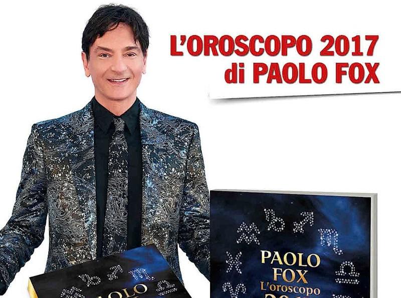 Paolo Fox svela l'oroscopo del 2017