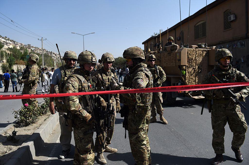 Kabul, doppio attentato al Parlamento
