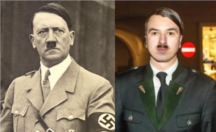 """Arrestato in Austria il """"sosia"""" di Hitler"""