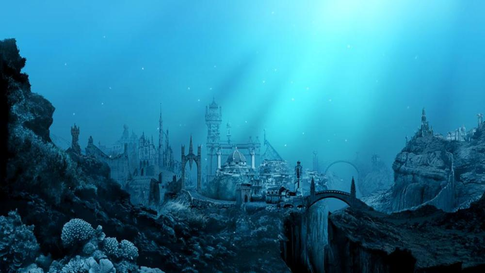 Ritrovato il continente perduto di Atlantide