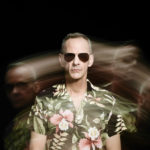 Fatboy Slim black portrait lowres