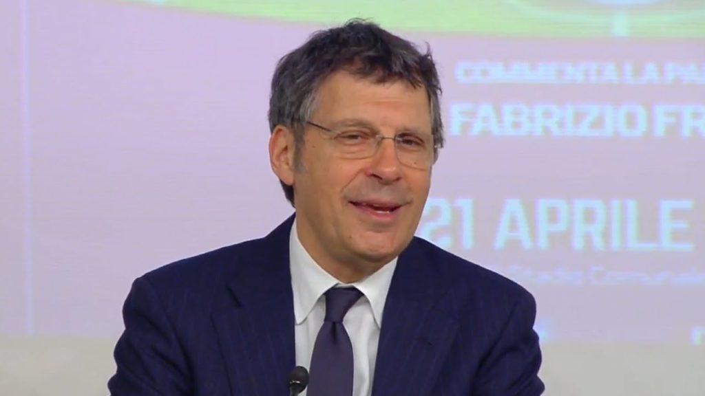 Fabrizio Frizzi leggera ischemia