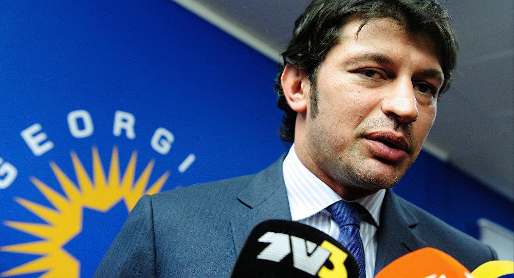 Kaladze sindaco di Tbilisi