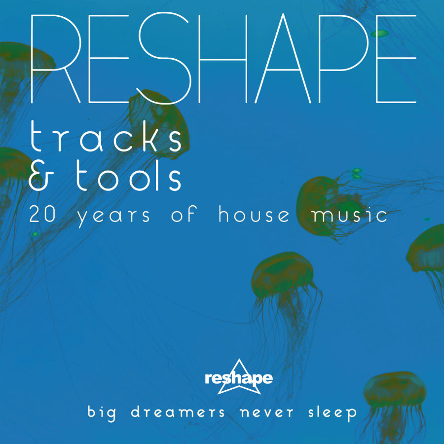 Reshape tracks tools 20 years of house music for House music tracks
