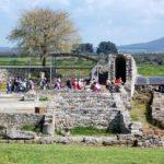 Parco Vulci scoperta nuova tomba