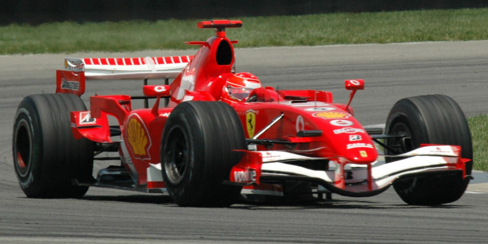 Schumacher: il più amato dai tifosi Ferrari
