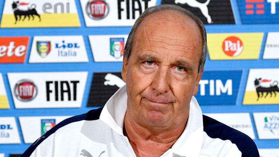 Gian Piero Ventura: la sua Italia non convince