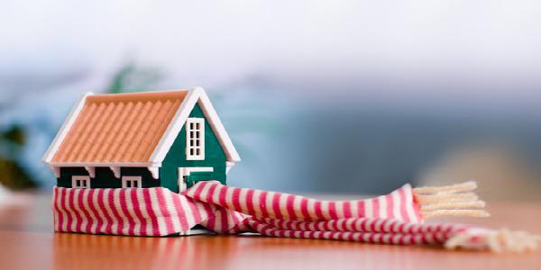 Trucchi per mantenere la casa calda in inverno