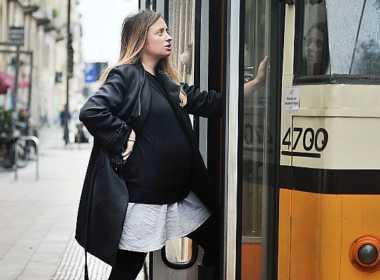 Giappone, app donna incinta